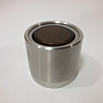Oil Bath Bearing Protector by UFP/Dexter Marine, GOLD HUBS/ROTORS, 1.980