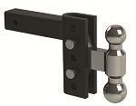 Rapid Hitch EZ 3294 - 4 in EZ Adjust Hitch with 2