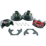 2K Kodiak Axle Disc Brake Set 8