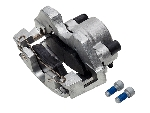 UFP DB-35 Disc Brake Caliper, Zinc Plated Left Side 41050L / 089-008-01