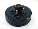 Trailer Brake Hub and Drum, 10 in,  5 on 4.5 - 3,500 lb