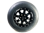 14 x 6 Defender Trailer Wheel and ST205/75R14 Ameritrail Radial Trailer Tire Combo