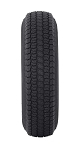 ST205/75D15 LR C TreadStar Trailer Tire 1820 Lb Capacity