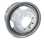 16 x 6 Light Truck Dual Mounting Wheel X-45460 8 on 6.50 Bolt Pattern