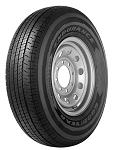 ST215/75R14 LR D Goodyear Endurance Trailer Tire