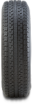 ST225/75R15 LR E Hercules Power ST2 Trailer Tire 2,830 Lb Capacity