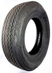 ST225/75D15 NANCO Bias Trailer Tire (H78-15) Load Range D