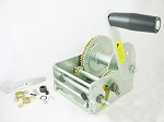 FULTON 3,700 lb. Capacity Two-Speed Winch T3700 w/ Brake 142430