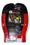 The Club Tire Claw Small Tire Claw Scooter/Wheel Security Lock #493