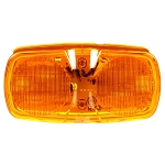 Truck-Lite Signal-Stat, LED, Amber Rectangular, 16 Diode, Marker Clearance Light