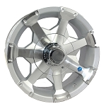 16 x 7 HiSpec Series 06 Aluminum Trailer Wheel (8-Lug) 3,960 lb Capacity HD