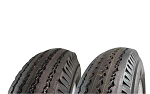 5.30-12 LR C Treadstar Bias Ply Trailer Tire