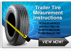 Trailer Tire Measuring Instructions