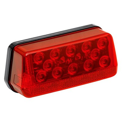 LED Wesbar Waterproof Right Hand Trailer Tail Light (Curbside) #271594