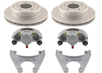 KODIAK 3,500 lb AXLE - 10 inch Disc Brake Set 2/RCM-10-DAC