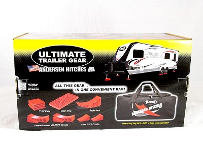 Andersen 3600 - Ultimate Trailer Gear Duffel Bag for Trailers, Campers and RV's