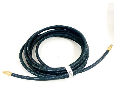 25 ft Thermoplastic Flexible Hydraulic Brake Lines #37204-300