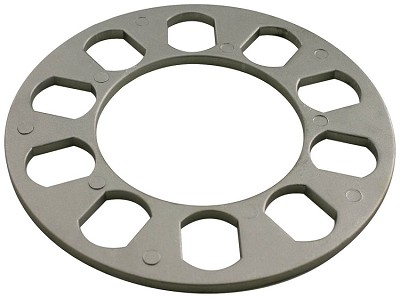 "5-Hole Trailer Rim Spacer 5 x 4.50"" - 5 x 4-3/4"""