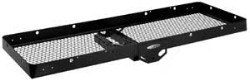 "Tow Ready Cargo Carrier for 1-1/4"" Sq. Receivers, 20"" x 48"" Platform"