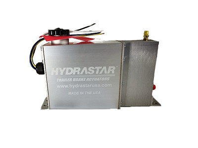 HydraStar Electric over Hydraulic trailer brake actuator HBA16 1600psi G7