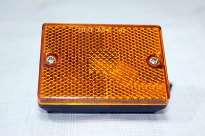 Stud Mount Clearance/Marker Light Amber M114A