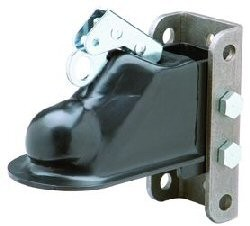 Titan 2-5/16 inch Adjustable Coupler with 3-Position Channel #2330900