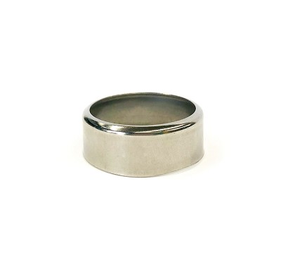 UFP/Dexter Axle Wear Sleeve/Ring, SS Ring, W/O Grease Outlet Hole, 2900-3700 lb Axles - # 060-041-00